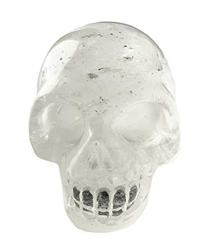 KRIO® - schöner Bergkristall Schädel/Kristall Schädel/Totenkopf/Skull