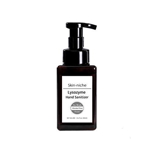 LBAXY LysozymeHand desinfectante, la tasa de Barra móvil de esterilización Viaje desinfectante 99% sin Productos químicos antibacterianos