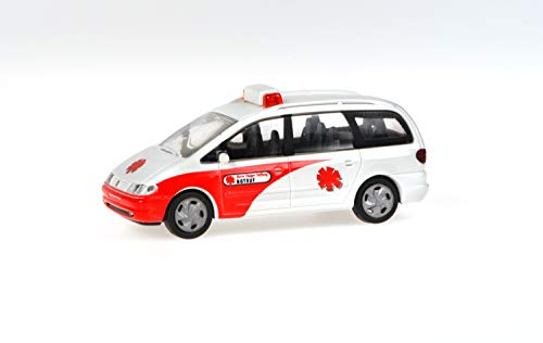 Rietze 50768 Volkswagen Sharan Björn Steiger Foundation Van model