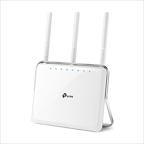 TP-Link AC1900 Smart Wireless Router - Beamforming Dual Band Gigabit WiFi Internet Routers for Home, High Speed, Long Range, Ideal for Gaming (Archer C9)