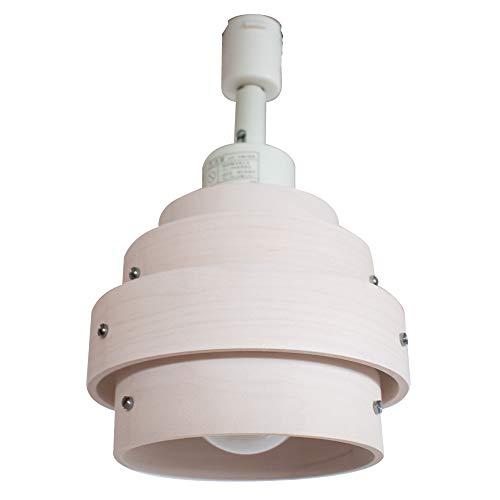 アヴァロス Avaros ダクトレール専用照明 1灯 木目 ホワイトメープル