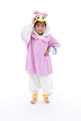 Southwark fall and winter fleece daisy costume kids 130cm CRE-156H-1 (japan import)