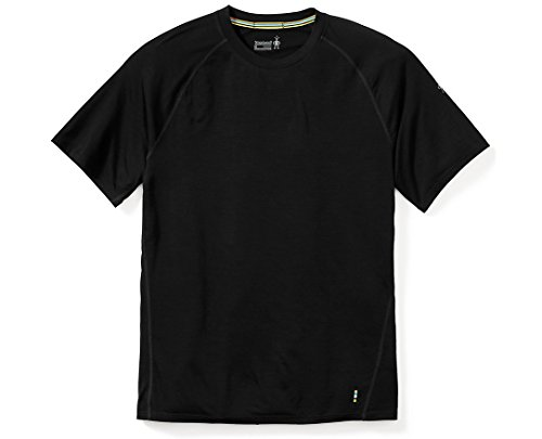 Smartwool Merino 150 Baselayer Short Sleeve Black SM