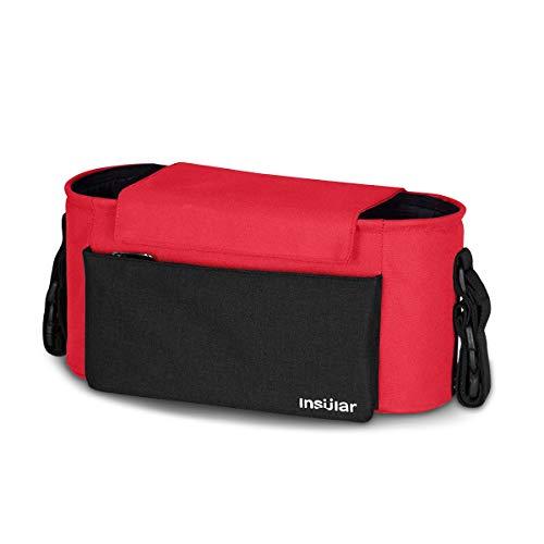 SONARIN Waterproof Bolsa Organizadora para Cochecito de Bebé Changing Bag,Bolso de...