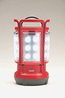 Coleman 2000024041 Quad LED Lantern Special Edition Ultra Bright 190 Lumens, Red (B001TS71NG) | Amazon price tracker / tracking, Amazon price history charts, Amazon price watches, Amazon price drop alerts