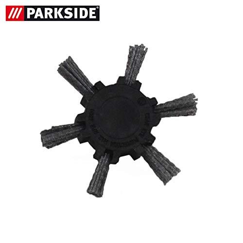 Parkside Kunststoff Fugenbürste (breit), zum Entfernen von Unkraut, für Parkside Universalbürste PUB 500 A1 - LIDL IAN 308713