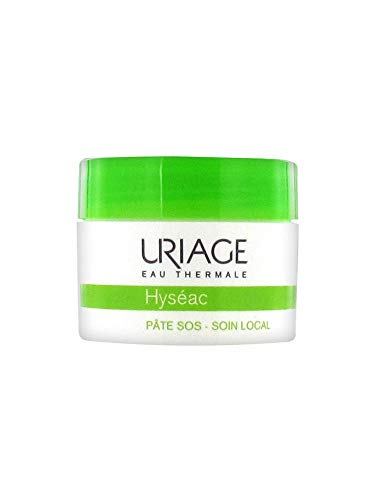 Uriage hyseac sos paste - local skin-care for spots 15g oily skin with blemishes Gift For Treatment Your Skin