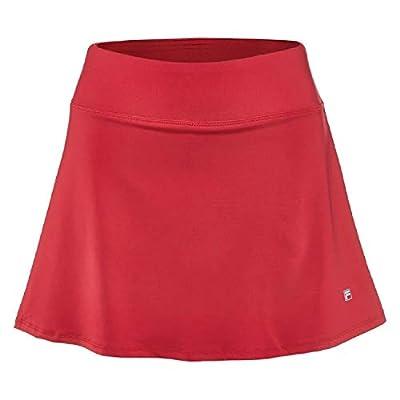 Fila Women's Core Flare 15'' Tennis Skorts, Crimson, M