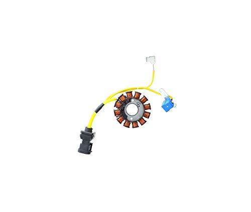 Compatible con / repuesto para ATLANTIC SPORTCITY BEVERLY X8 X9 ZIP – Estator de encendido alternador – 27194