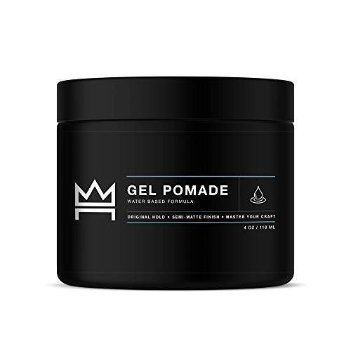 Hair Craft Co. Pomade 4oz - Semi-Matte Finish...