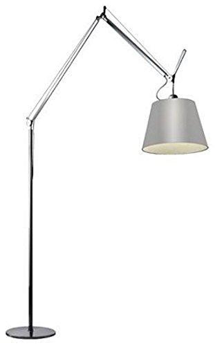 Artemide Tolomeo Mega Lampe de Sol avec Variateur 36 Satin