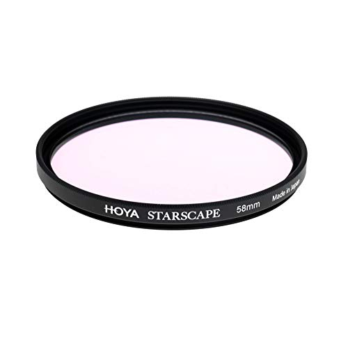 Hoya 58mm Red Starscape Glass Filter