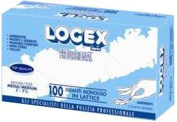 Logex Cf100Guanti Lattice Monouso Medium