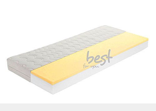 60X120X15–90x200x15cm Luxury Unique Thermal Elastic 9Large Viscose & Visco Cold Foam Mattress with Zipper and Jersey & An Offer