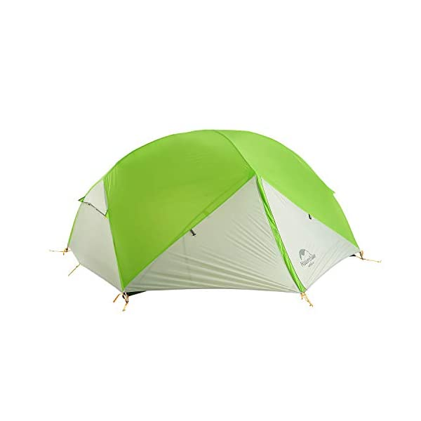 Naturehike Mongar Ultralight 20D Silicone Backpacking Tent 2 Person For Backpacking Cycling Hiking Camping