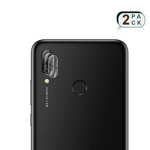 2x Pieza Protector de Lente Cámara para Huawei P Smart 2019 Cámara...