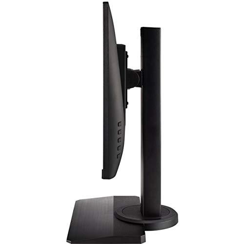 Viewsonic XG2405 60,5 cm (24 Zoll) Gaming Monitor (Full-HD, IPS-Panel, 1 ms, 144 Hz, FreeSync, geringer Input Lag, höhenverstellbar) Schwarz - 16