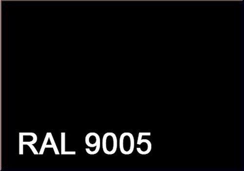 100g Farbpaste schwarz RAL 9005