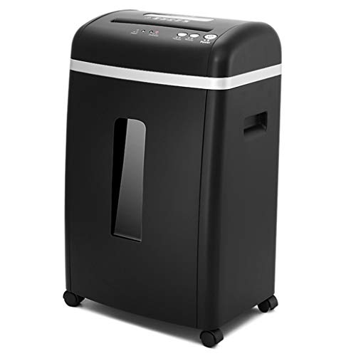 Best Prices! Shredder Office Commercial Document Crusher 5 Level Confidential Household Noise Reduct...