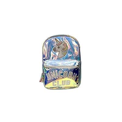 Desconocido Kids 42cm de Unicornios Mochila Tiempo Libre y Sportwear Infantil, Juventud Unisex, Multicolor (Multicolor), 42 cm