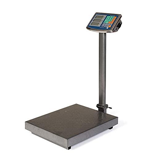 BILANCIA BILICO DIGITALE ELETTRONICA 300 KG CON DISPLAY LCD 300kg