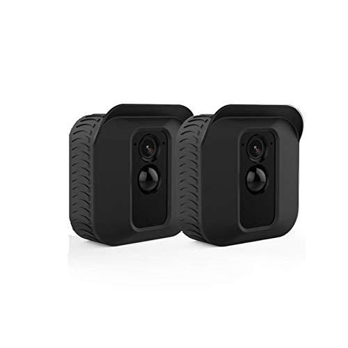 iBaste_S Funda Protectora de Silicona Ultrafina para Blink XT2 XT, Funda Protectora para cámara Decent