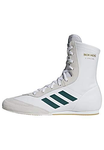 adidas Box Hog x Special Shoes Men's, White, Size 10.5