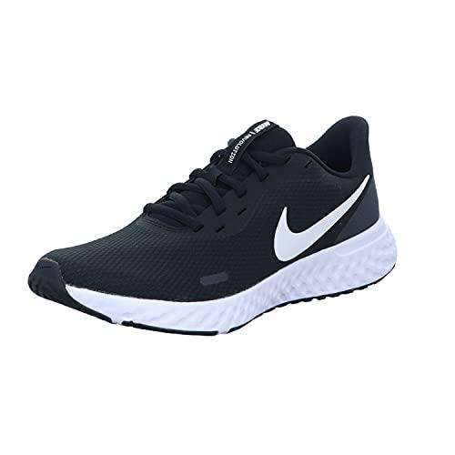 Tenis Nike Revolution 5 Preto/branco