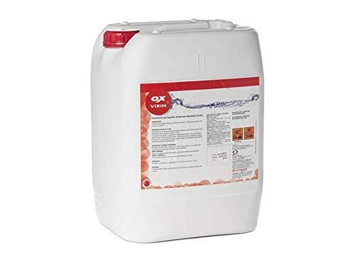 Desinfectante listo para usar sin pulverizador 5Kg Ox-Virin