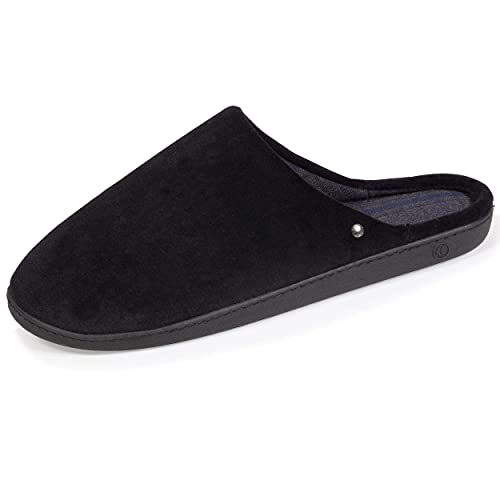 Isotoner Chaussons Mules Homme intemporelle