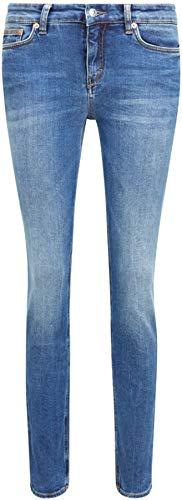 Drykorn Damen Skinny-Jeans in Dunkelblau 26W / 34L