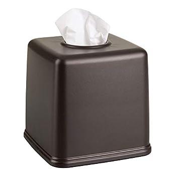 bronze tissue box cover