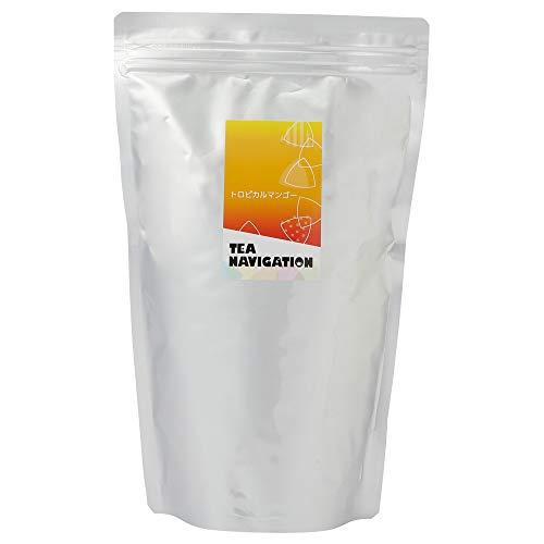 TEA NAVIGATION 最高級品質業務用 紅茶 ティーバッグ トロピカルマンゴー100入