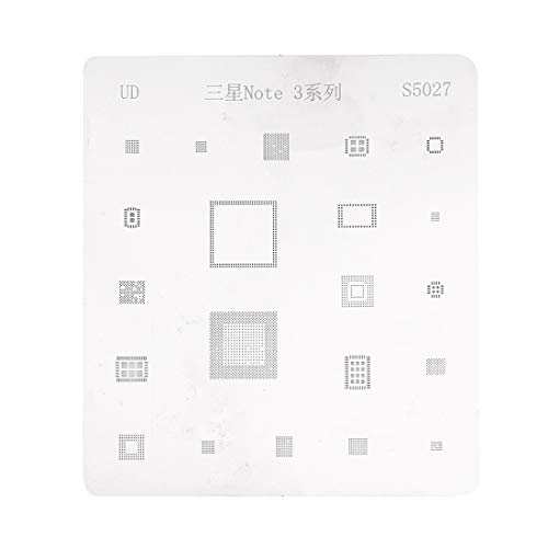 Easepoints for Mobile Phone Rework Repair BGA Reballing Stencils for Galaxy Note 3