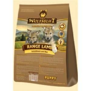 Wolfsblut | Range Lamb Puppy | 2 kg | Lamm | Trockenfutter | Hundefutter | Getreidefrei