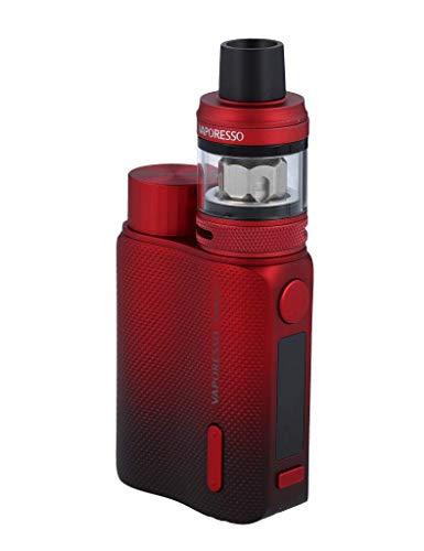 Vaporesso Swag 2 80W Starter Kit - Sin Nicotina (Rojo)