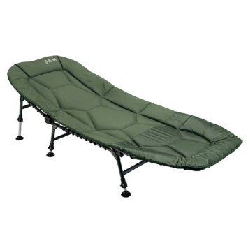 Dam Karpfenliege Bedchair mit Tasche