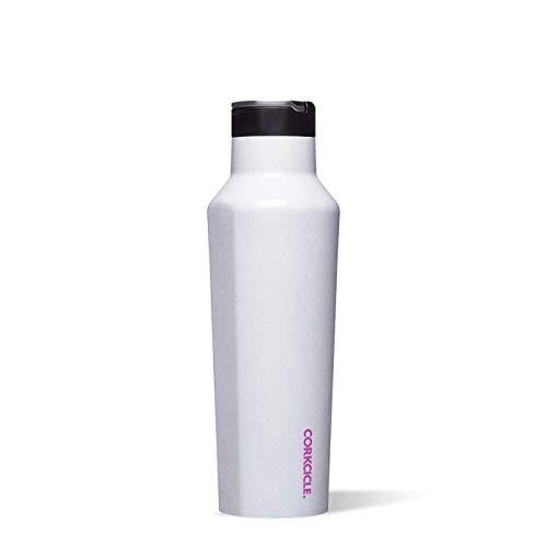 Corkcicle 2020SUM Canteen Sport - Botella térmica de 600 ml/20 oz, Unicorn Magic