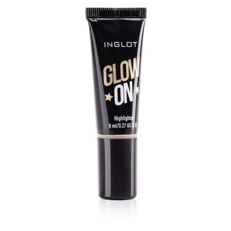INGLOT GLOW ON HIGHLIGHTER 21