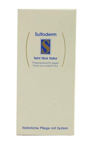 Sulfoderm S Teint Stick Natur 5g