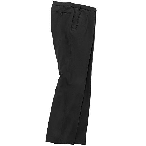 DIGEL Übergrößen Herren Hose für Baukasten - Anzug schwarz_10 33