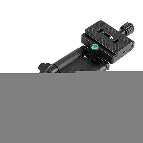 Mugast Sistema Filmmaker Portatile con Dispositivo di Scorrimento per Fotocamera Cursore per videocamera Cursore con Fori per Viti UNC1 / 4 e 3/8 per Tutte Le videocamere DSLR e videocamere DV.