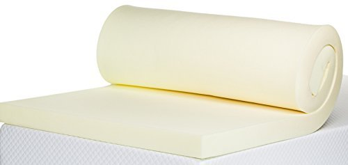 Caravan mattress topper