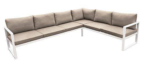 TresI Set Sofa Angular