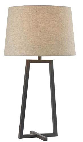 Kenroy Home 32150ORB Ranger, Table Lamp, Oil Rubbed Bronze Finish