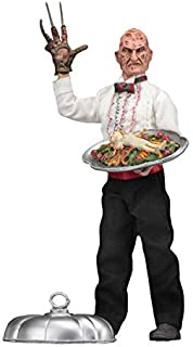 """NECA - Nightmare on Elm Street Part 5 - 8"""" Clothed Figure - Chef Freddy"""