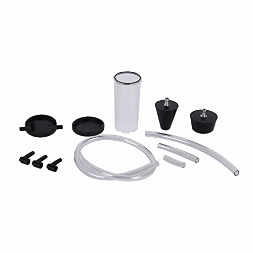 Power Steering EVAC Kit/Removes Trapped Air After Fluid Changes
