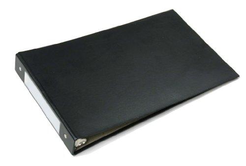 SKILCRAFT 3-Ring Binder Legal Black for 8.5 x 14  Paper