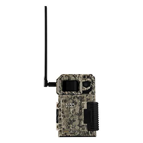 Spypoint LINK-Micro Datenübertragungskamera mit 10 Megapixel, Wildkamera, 7,9cm x 5,6cm x 11,2cm, mit eingebauter SIM-Karte, Überwachungskamera