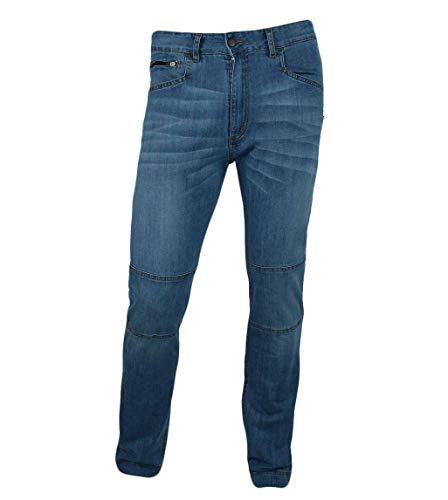 Jeanstrack Roca Jeans Pantalon d escalade Mixte Adulte L Granite